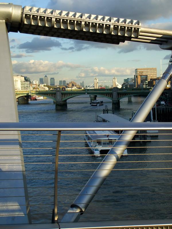 Londres architecture 2 les ponts for Architecture anglaise