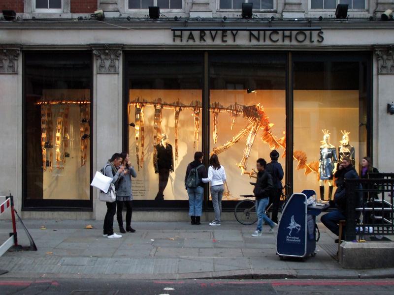 Londres la vie londres rues et trottoirs 2 - Magasin de luxe londres ...