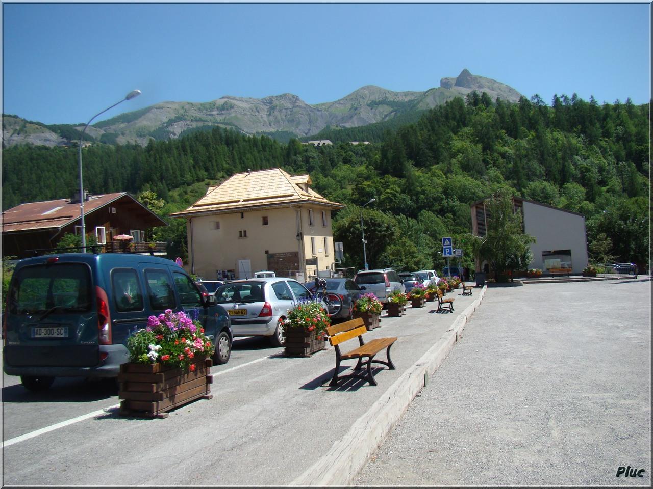 Bancs publics d 39 allos alpes de haute provence 04 - Office du tourisme allos alpes de haute provence ...