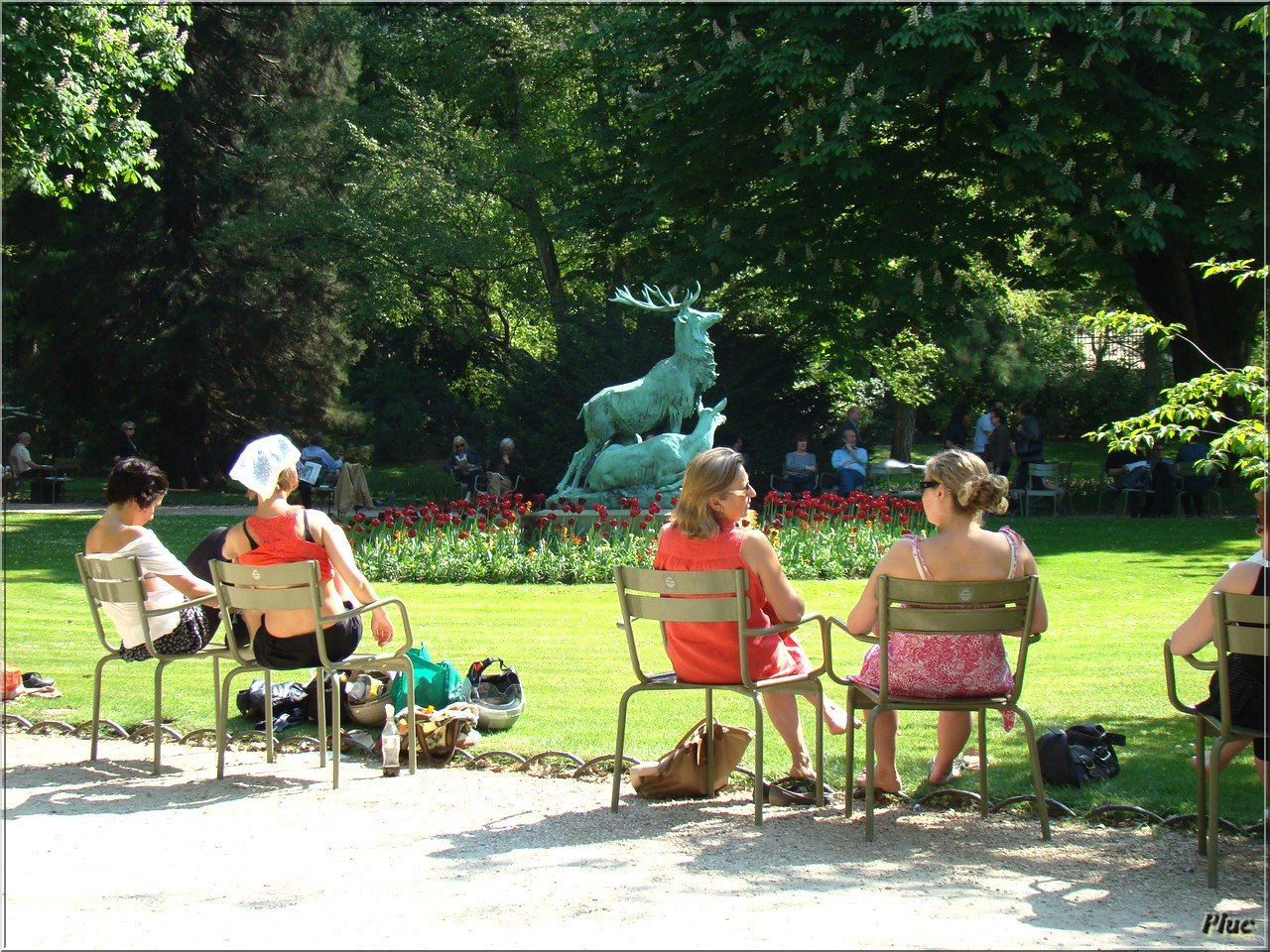Chaise jardin du luxembourg images - Chaise jardin du luxembourg ...