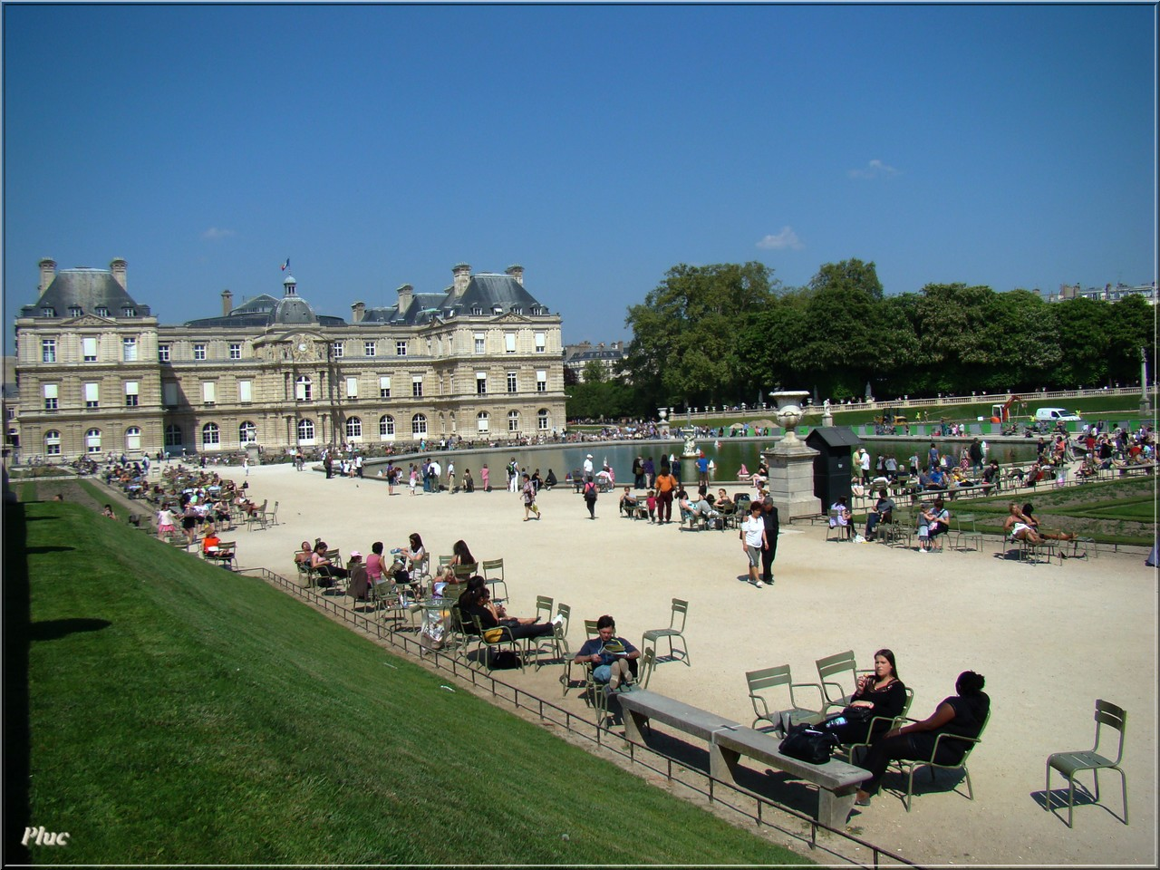 Chaise jardin du luxembourg images for Chaise jardin du luxembourg