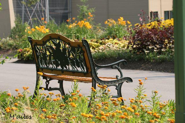 Parc zoologique de qu bec les bancs publics 2 for Jardin quebec