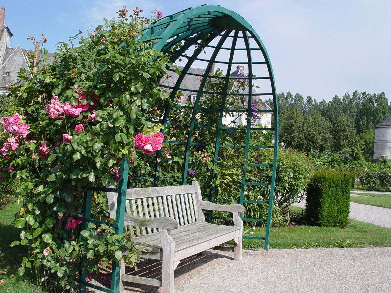 Fonds d 39 cran jardins de valloires et abbeville somme 80 for Ecran de jardin belgique